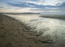 Frouxeira beach, Galicia, Spain. Royalty Free Stock Image