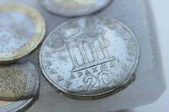 Frozen Assets Stock Images