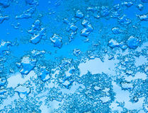 Frozen background Royalty Free Stock Images