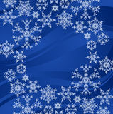 Frozen background Royalty Free Stock Photo