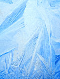 Frozen background Royalty Free Stock Photography