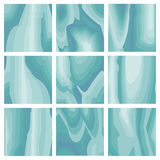 Inside ice background Royalty Free Stock Images