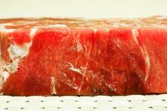 Frozen beef Stock Images