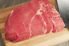 Frozen beef Royalty Free Stock Photography