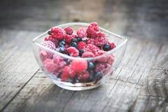 Frozen berries Royalty Free Stock Photo