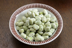 Free Frozen Broad Beans Stock Photo - 50942240