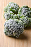 Frozen brocoli Royalty Free Stock Photography