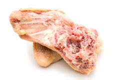Frozen chicken Royalty Free Stock Images