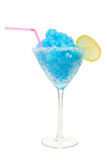 Frozen cocktail Royalty Free Stock Images