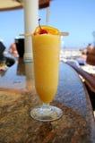 Frozen Daiquiri on a Cruise Ship Bar Stock Photos