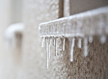 Frozen detail Royalty Free Stock Photography