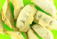 Frozen dumplings Stock Photos