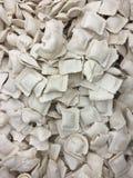 Frozen dumplings Stock Image