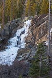 Frozen Eagle Falls Royalty Free Stock Photography