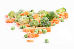 Frozen food Stock Images
