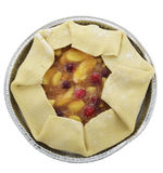 Frozen Fruit Pie Royalty Free Stock Images