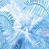 Frozen glass Royalty Free Stock Photo