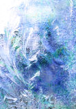 Frozen glass Stock Photos