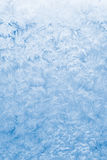 Frozen glass background. Light blue frozen glass background Royalty Free Stock Images