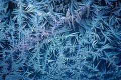 Frozen glass Royalty Free Stock Photo