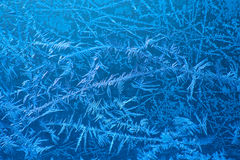 Frozen glass Royalty Free Stock Photography