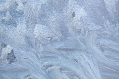 Frozen glass texture Stock Image