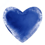 Frozen Heart Royalty Free Stock Photography