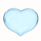 Frozen heart Sign Royalty Free Stock Image