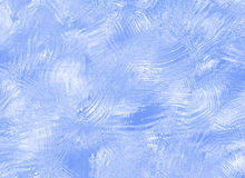 Frozen ice glass abstract winter texture Stock Photo