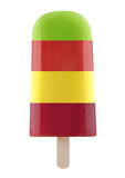 Frozen ice lolly Royalty Free Stock Photos