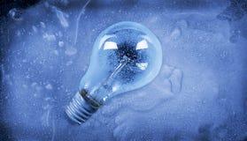 Frozen light Stock Photography