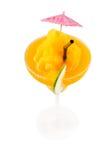 Frozen mango margarita daiquiri Royalty Free Stock Images
