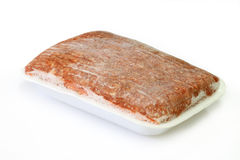 Frozen Meatloaf Royalty Free Stock Photos
