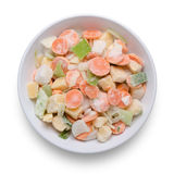 Frozen mixed vegetables Stock Photos