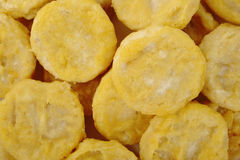 Frozen nuggets Royalty Free Stock Images