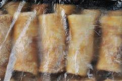 Frozen pancakes. Royalty Free Stock Photography