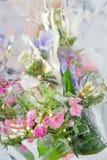 Frozen pastel bouquet Stock Images