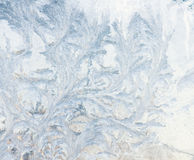 Frozen pattern Royalty Free Stock Images