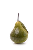 Frozen pear Royalty Free Stock Photography