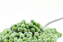 Frozen peas Royalty Free Stock Photography