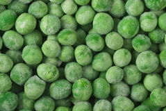 Frozen Peas Stock Photos