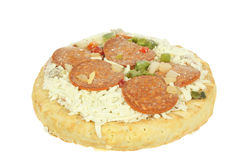Frozen Pizza Royalty Free Stock Photography