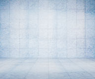 Frozen room Royalty Free Stock Photography
