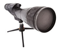 Frozen scope Stock Photography