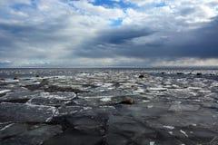 Free Frozen Sea Shore Royalty Free Stock Photo - 39484505