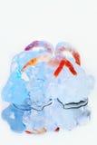 Frozen Shrimps Royalty Free Stock Image