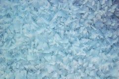 Frozen snow Stock Photos