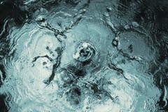 Frozen splash Stock Image