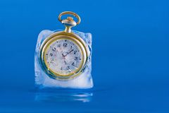 Frozen in Time 3 Stock Image