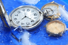 Frozen Time Concept Royalty Free Stock Image